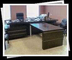 Портфолио - офисная мебель