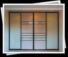 Портфолио - Шкафы-купе и раздвижные двери